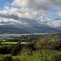 Orrest Head And Windermere by Graham Moore