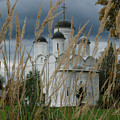 Orthodox Church In Mikulino by Sergei Dolgov