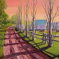 Orwell Farm by Lorraine Vatcher
