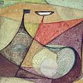 Os1960ar001ba Abstract Design 16.75x11.5 by Alfredo Da Silva
