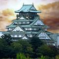 Osaka Castle Still Rules Japan by Daniel Hagerman