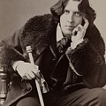Oscar Wilde, 1854-1900 Irish Writer by Everett