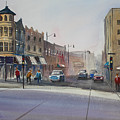 Oshkosh - Main Street by Ryan Radke