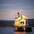Oslo Inlet Church by Kim Lessel
