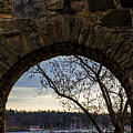 Oslo From Akershus Fortress by Suzanne Luft