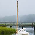 Osterville Sailboat by John Greim