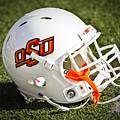 Osu Football Helmet by Replay Photos