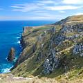 Otago Peninsula Coastline by Cascade Colors