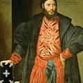 Ottaviano Grimani. Procurator Of San Marco by Bernardino Licinio