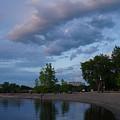 Ottawa River by Galia Nikolaeva