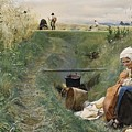Our Daily Bread Anders Zorn by Eloisa Mannion