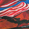 Our Flag Their Oil by Patrick Mills