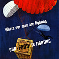 Our Food Is Fighting - Ww2 by War Is Hell Store