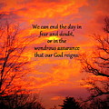 Our God Reigns by Patti Whitten