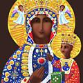 Our Lady Of Czestochowa - Mmcze by Br Mickey McGrath OSFS