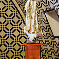 Our Lady Of Fatima by Roberta Bragan