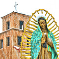 Our Lady Of Guadalupe by Britt Runyon
