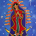 Our Lady Of Guadalupe by Jan Oliver-Schultz