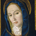 Our Lady Of Sorrows by Paolo de San Leocadio