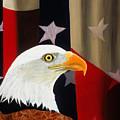 Our Proud Bird by JoeRay Kelley