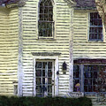 Our Town's Witch House by RC DeWinter
