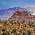 Outback Rainbow by Racheal Christian