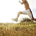 Outdoor Jogging IIi by Brandon Tabiolo - Printscapes