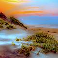 Outer Banks Soft Dune Sunrise Fx2 by Dan Carmichael