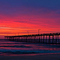 Outer Banks Sunrise by Don Mercer
