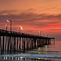 Outer Banks Sunrise by John Greim