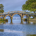Outer Banks Whalehead Club Bridge  by Randy Steele