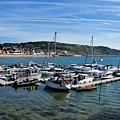 Outer Harbour - Lyme Regis by Susie Peek