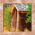 Outhouse 1 by Susan Kinney