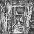 Outhouse by Anthony Hurt