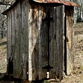 Outhouse by Gayle Johnson