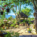 Outside Chiang Dao Coffee Shop  by Hayden B Dennis