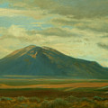 Outside Of Taos by Phyllis Tarlow