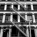 Outside Stairs by John Donnery
