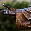 Outstretched Hand by Christopher Holmes