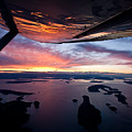 Over The San Juans by Mike Reid