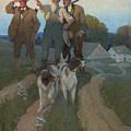 Over Yonder by N C Wyeth