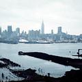 Overcast City by Paul Sachtleben