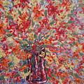 Overflowing Flowers. by Leonard Holland