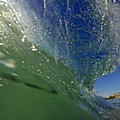 Overhead Wave by Michael Cappelli