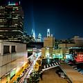Overlooking Filbert Street by Richard Dorr