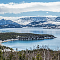 Overlooking Norris Point, Nl by Mike Organ