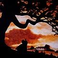 Overlooking Tara At Sunset by Al  Molina