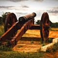 Overlooking Yorktown  ... by Chuck Caramella