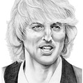 Owen Wilson by Murphy Elliott