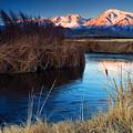 Owens River Sunrise by Nolan Nitschke